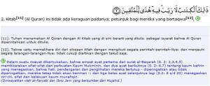 Al Quran Surat Al Baqarah Ayat 2