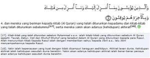 Al Quran Surat Al Baqarah Ayat 4
